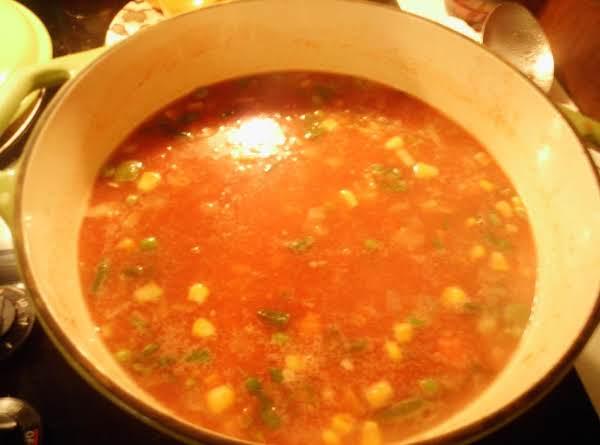 Maryland Crab Soup