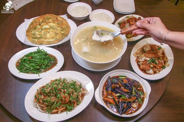 親民百元家常滿漢全席料理之莊腳味家常菜,免花大錢就能吃到大餐