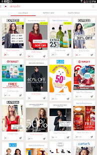 Shopular Coupons & Weekly Ads- screenshot thumbnail