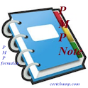 PMP Study Notes & 100 Qns Free icon