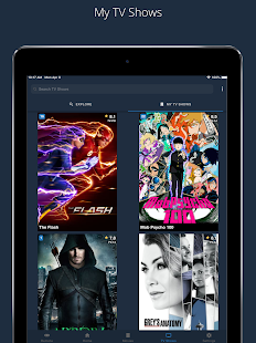 wako - TV & Movie Tracker - Trakt/SIMKL Client Screenshot