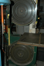 Photo: Tannewitz 24 inch Bandsaw solid wheels