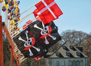 Photo: 1. maj ved Tangkrogen i Aarhus