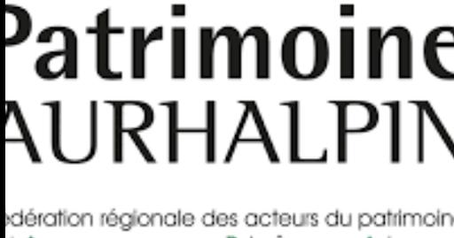 patrimoine auralpin logo