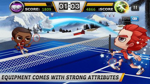 Badminton 3D  screenshots 5