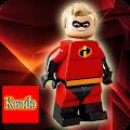 KovriloHero Lego Incredibles 2
