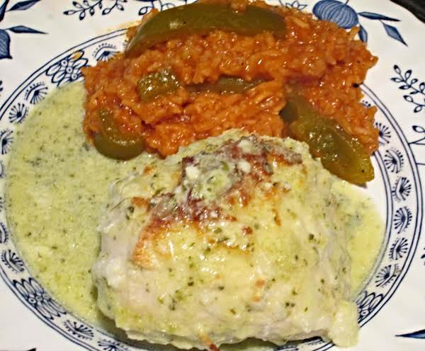 Chicken Breast Poblano Recipe