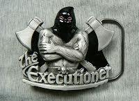 Bältesspänne The Executioner