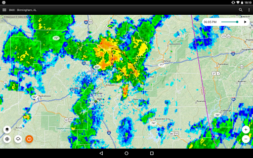 Radar Now! screenshot 9