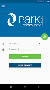 Park Community CU Mobile - náhled