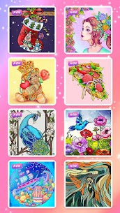 Color.Fun – Color by Number Paint Coloring Book Apk  Download For Android 1