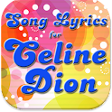 Songs Lyrics for CELINE DION icon