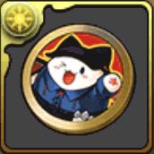 ハッピーたまドラメダル【金】