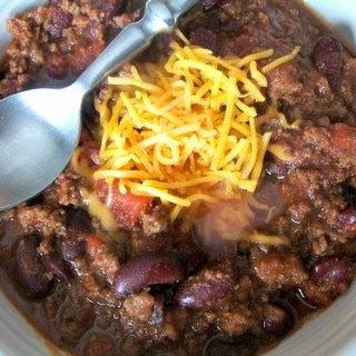Steak Chili Crock Pot Recipes.