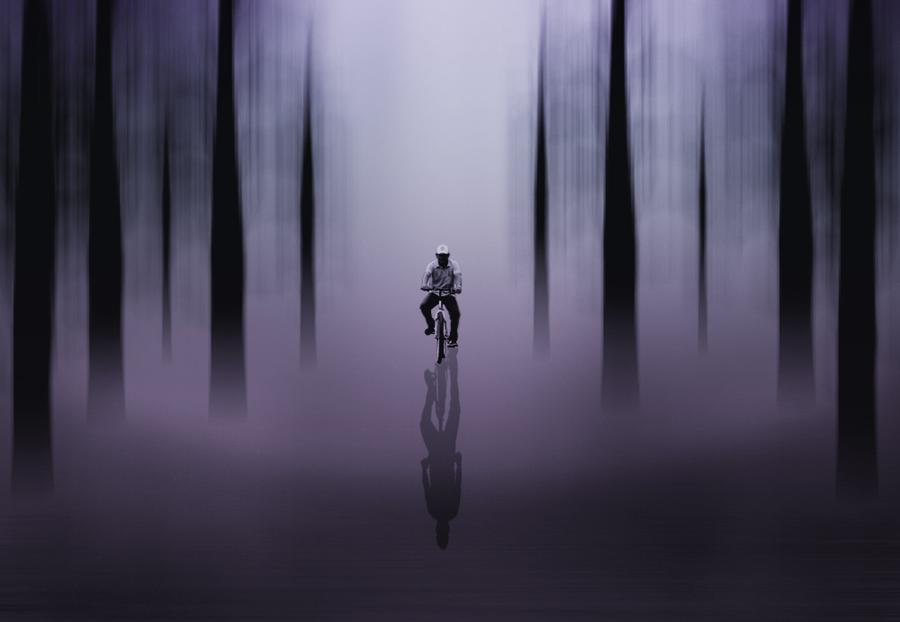 by Adya Saputra - Digital Art Places