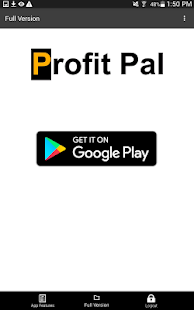 Profit Pal Lite App- screenshot thumbnail