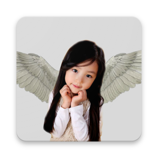 Angel Video Editor: Add Wings Animation on Photo