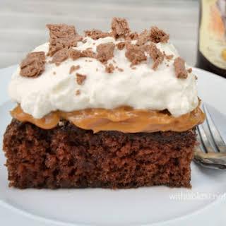 Chocolate Caramel Cake Recipes.