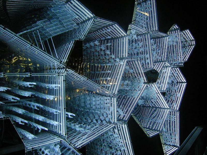Quando il vetro diventa arte...omaggio a Swarovski di Ingles Alberti