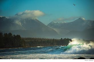 Photo: Photo of the Day: Sepp Bruhwiler, Canada. Photo: Gordon #Surfer #SurferPhotos
