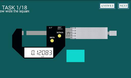 Micrometer Digital 1.1.9 screenshots 1