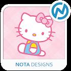 Pink Kitty ND Xperia Theme icon