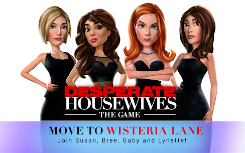 Desperate Housewives: The Game MOD 18.19.35 (Unlimited Cash/Diamonds) Apk + Data 8