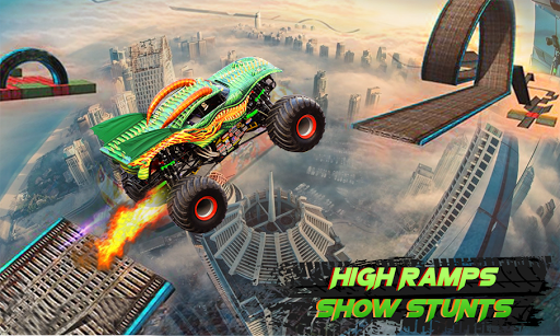 Drive Ahead u2013 4x4 off road monster truck games mtd 2.1 Mod screenshots 1