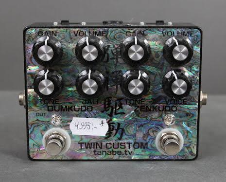Tanabe Twin Custom USED - Good Condition - Box no PSU