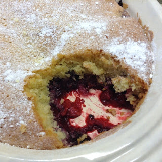 Sponge Pudding Berry Recipes