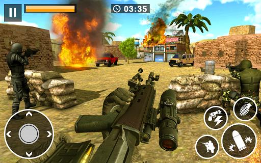 Counter Terrorist Critical Strike Force Special Op apkmartins screenshots 1