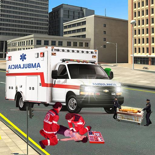 市 救護車 拯救 模擬 App LOGO-硬是要APP