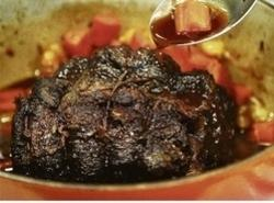 Caribbean-spiced Pot Roast Recipe