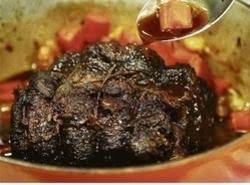 Caribbean-spiced Pot Roast Recipe