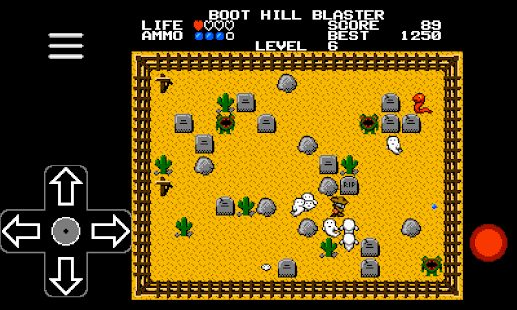 Boot Hill Blaster- screenshot thumbnail