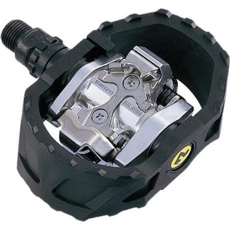 Shimano PD-M424 Clipless/Platform Pedals