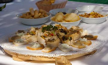 Photo: Tagliere con stuzzicchini