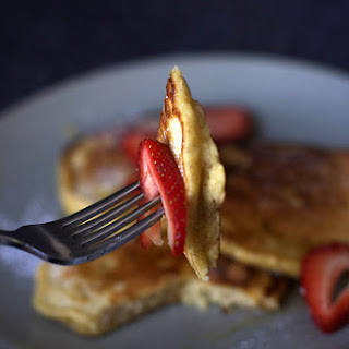 Oatmeal Pancakes With Oat Flour Recipes.