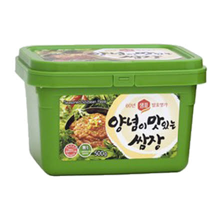 Ssamjang Seasoned Soybean Paste Sempio