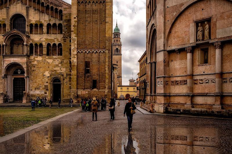 Parma - Il Battistero e altre meraviglie di Sergio Locatelli