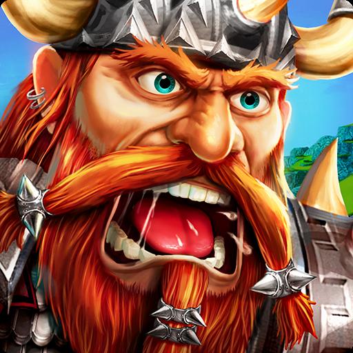 Dragons & Vikings Empire Clash