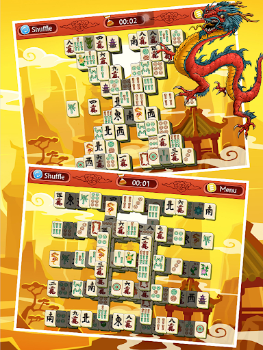 ud83cudc04 Mahjong Dragon Solitaire Free ud83cudc04 screenshots 11