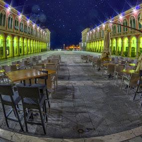 Prokurative, Split by Boris Frković - City,  Street & Park  Historic Districts