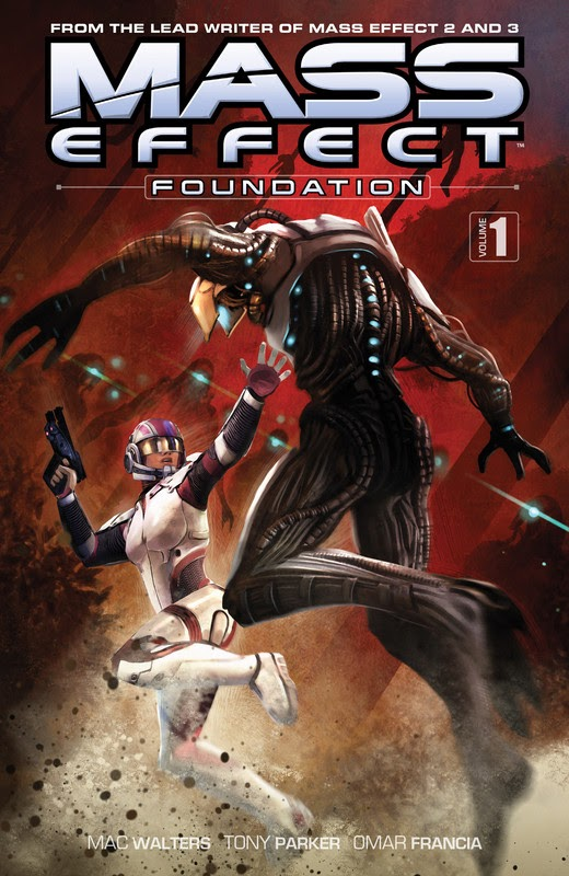 Mass Effect: Foundation (2014) - complete