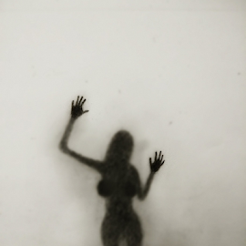 Trapped by Soumya Mukherjee - Drawing All Drawing ( art, shadow, pencil art, illustration, sketch )
