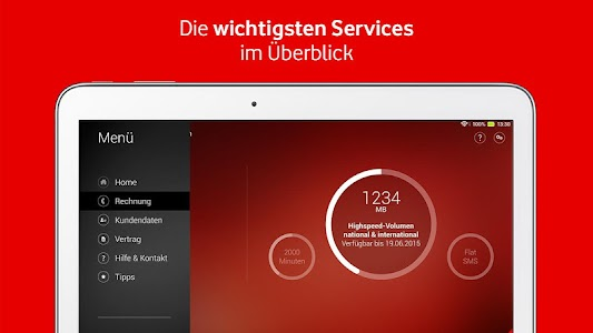 MeinVodafone screenshot 8
