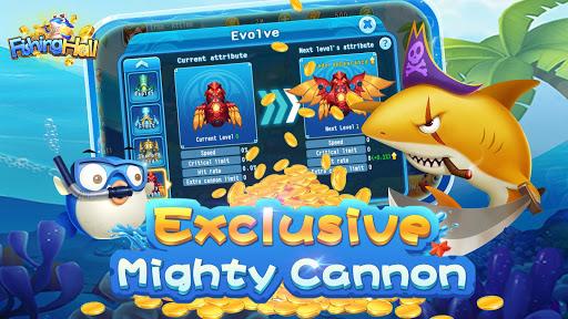 Fishing Hall-Free Slots,Poker,Fishing Saga 1.0.6 screenshots 8