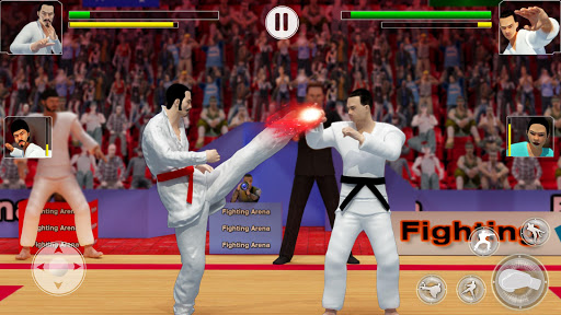 Tag Team Karate Fighting Games: PRO Kung Fu Master 2.1.9 screenshots 4