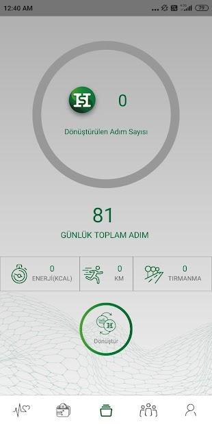 Help Steps Android App Screenshot