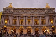 Visiter Opéra Garnier
